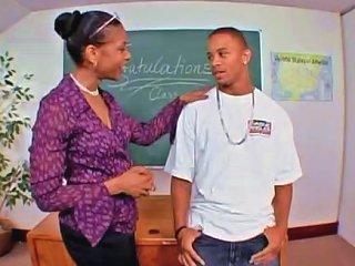 Big Black Booty Teacher Ms Semmie Savanna
